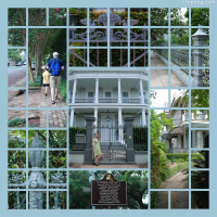 Photo Collage The Garden District