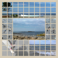 Photo Collage South Shore Beaches