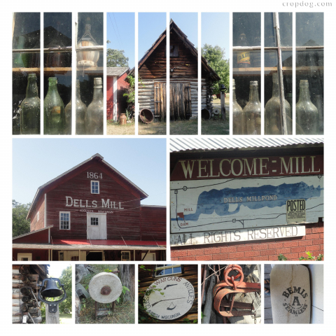 Photo Collage Dells Mill
