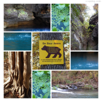 Photo Collage Roaring River State Park