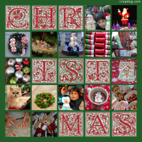 Photo Collage Christmas Is On It's Way!