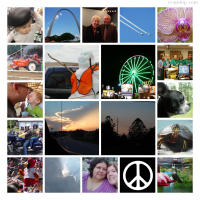 Photo Collage Challenge #24
