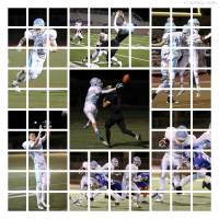 Photo Collage Football