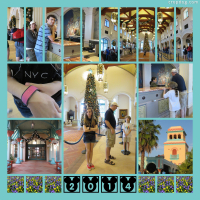 Photo Collage Coronado