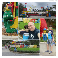 Photo Collage LEGOLAND